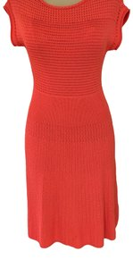 Lauren Ralph Lauren short dress coral on Tradesy