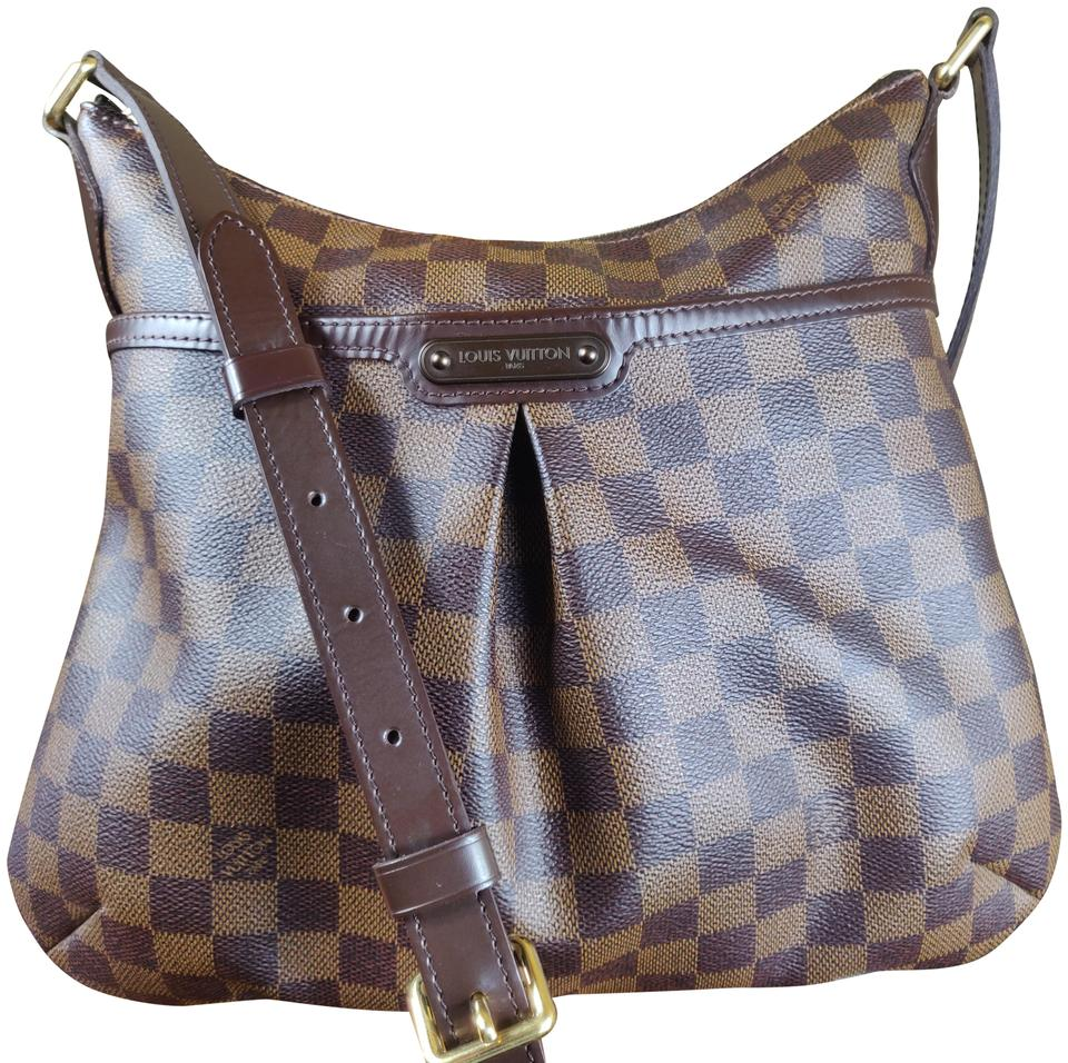 efa90340f58e Louis Vuitton Lv Bloomsbury Pm Damier Ebene Cross Body Bag Image 0 ...