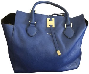 Michael Kors Collection Tote in Royal blue