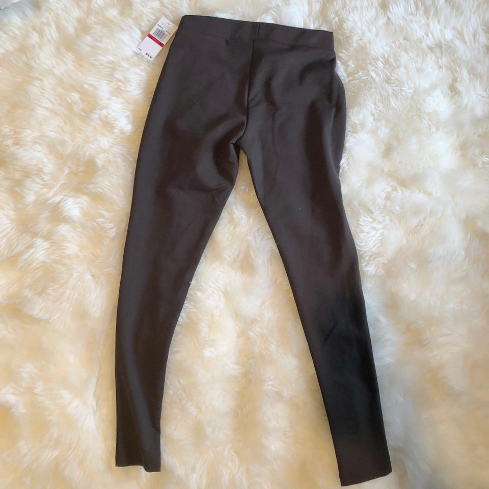 142a77d595e872 MICHAEL Michael Kors Chocolate Brown Pull On Leggings Pants Size 2 ...