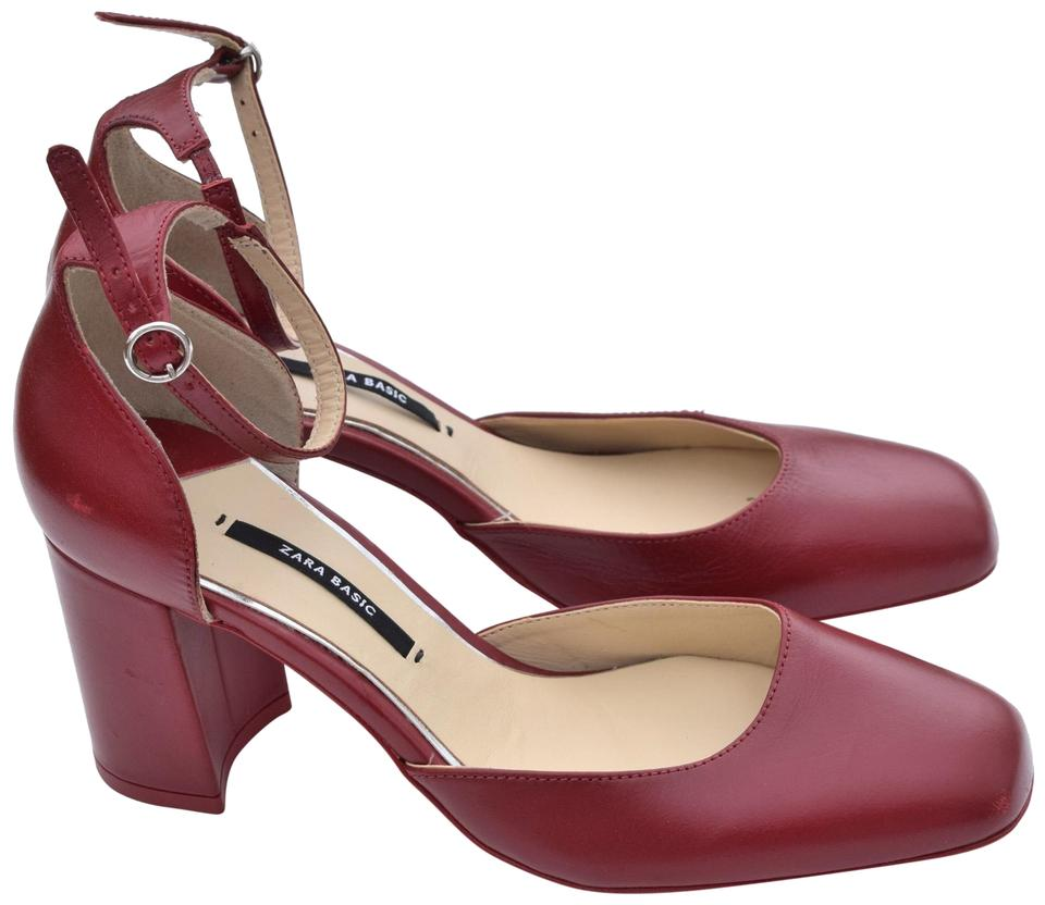 050c409c795 Zara Red Collection Pumps Size US 6.5 Regular (M