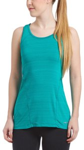 HEAD HEAD Columbia Crossover Racerback Sports Athletic Tank Top SMALL