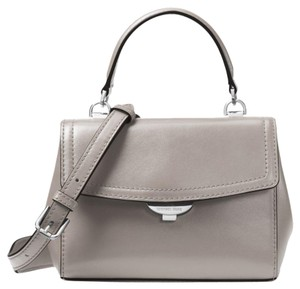 91d7a712fba8 Grey Michael Kors Cross Body Bags - Up to 90% off at Tradesy