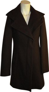 Mossimo Supply Co. Wool 001 Trench Coat