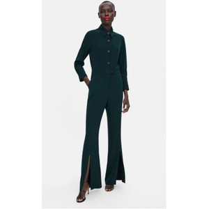 dd8fe39623e Zara Dress - item med img. Zara. Green Romper Jumpsuit