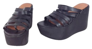 JOE'S Jeans black Wedges