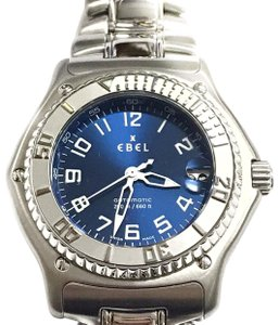Ebel NEVER WORN Ebel Discovery Wristwatch Stainless Steel!!