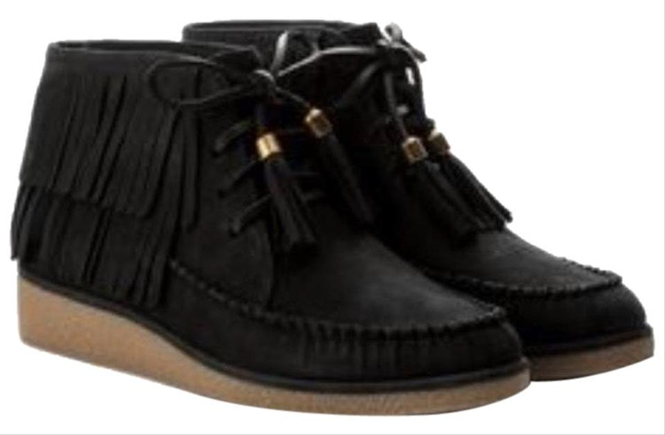 32bf0053221 Black Caleb Boots/Booties