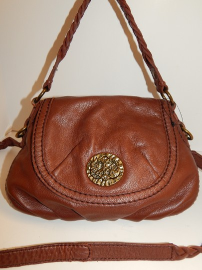 Lucky Brand Leather Cross Body Bag Image 3