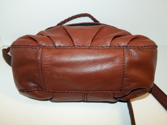 Lucky Brand Leather Cross Body Bag Image 5