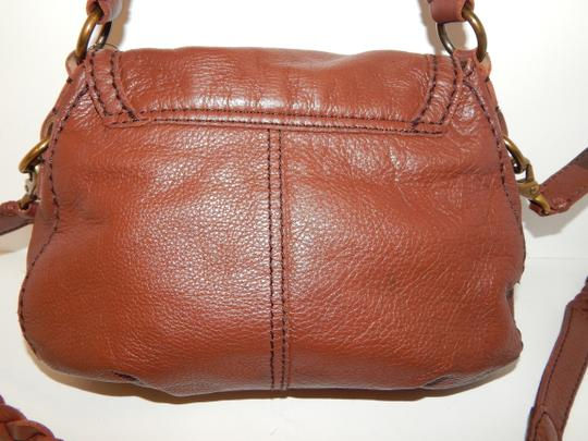 Lucky Brand Leather Cross Body Bag Image 9