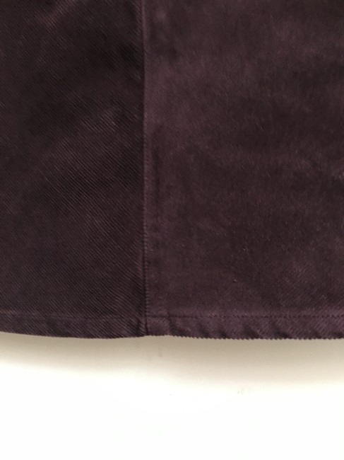 Galeries Lafayette Skirt Wine red Image 3