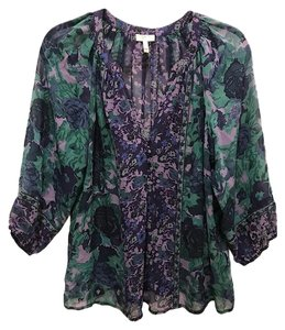 15c9a1a0f025f Purple Joie Blouses - Up to 70% off a Tradesy