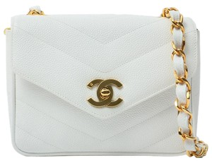 Chanel Backpack  28276 Ultra Rare Cc Duma Quilted Double Turnlock ... 6435f5901b6c2