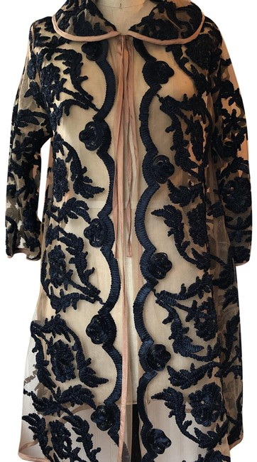 Preload https://img-static.tradesy.com/item/24918787/gracia-nude-and-black-sheer-evening-with-embroidery-jacket-size-14-l-0-2-650-650.jpg