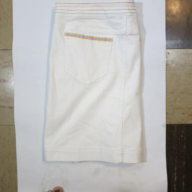 Lilly Pulitzer Mini Mini Skirt white Image 3