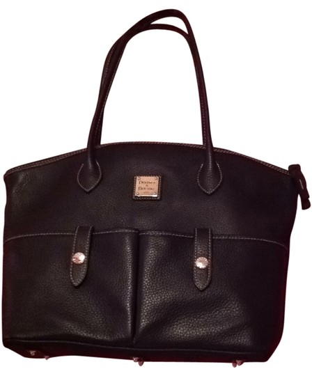 Preload https://item5.tradesy.com/images/dooney-and-bourke-leather-crescent-in-choc-dark-chocolate-brown-tote-24919-0-0.jpg?width=440&height=440