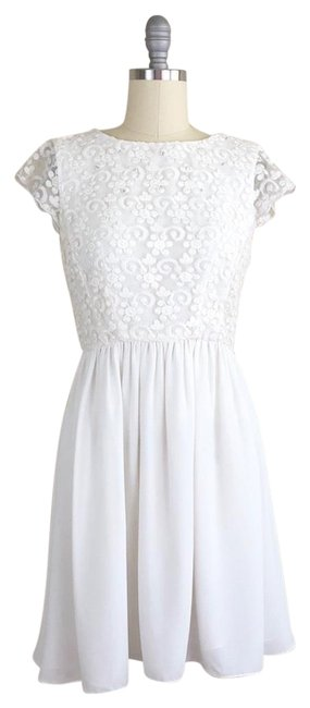 Preload https://img-static.tradesy.com/item/24919105/french-connection-white-maui-lace-fit-and-flare-short-cocktail-dress-size-4-s-0-1-650-650.jpg