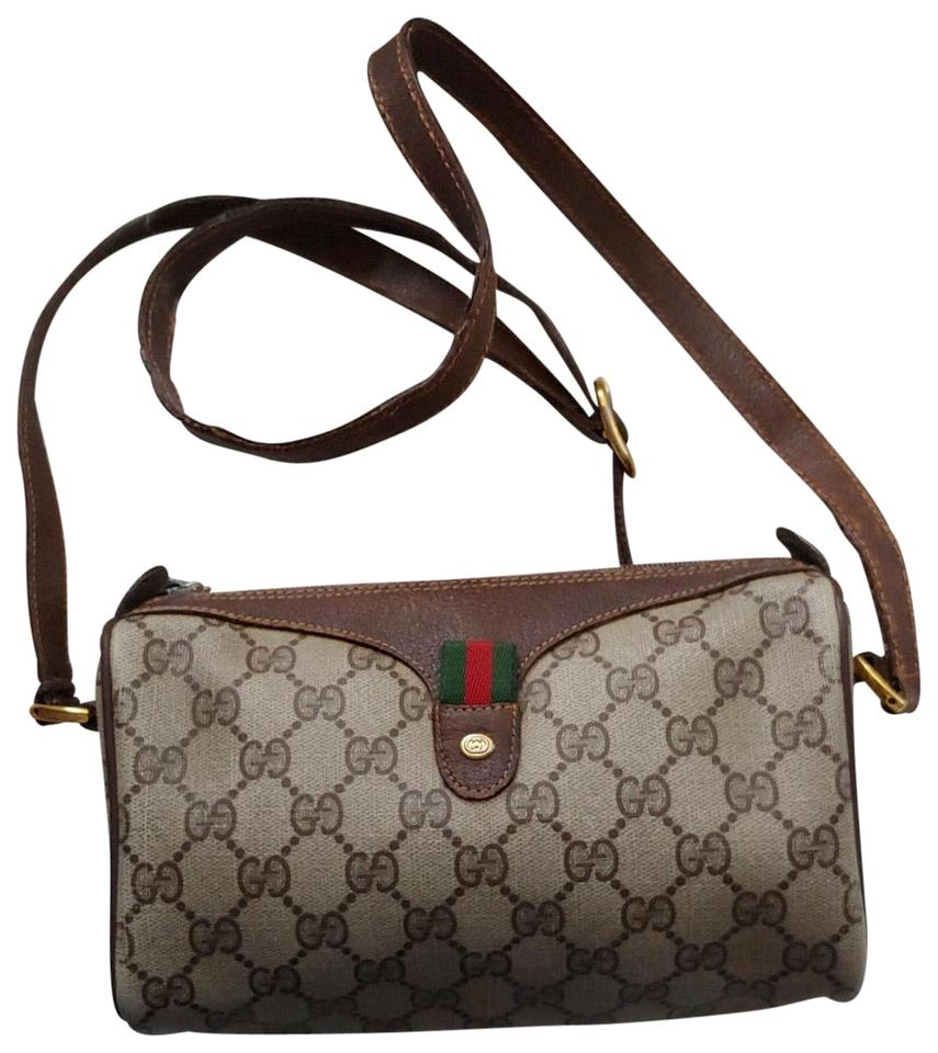 be5ba15b4372 Gucci Vintage Vintage Vintage Vintage Purse Cross Body Bag Image 0 ...