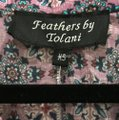Feathers By Tolani Top Multi Image 3