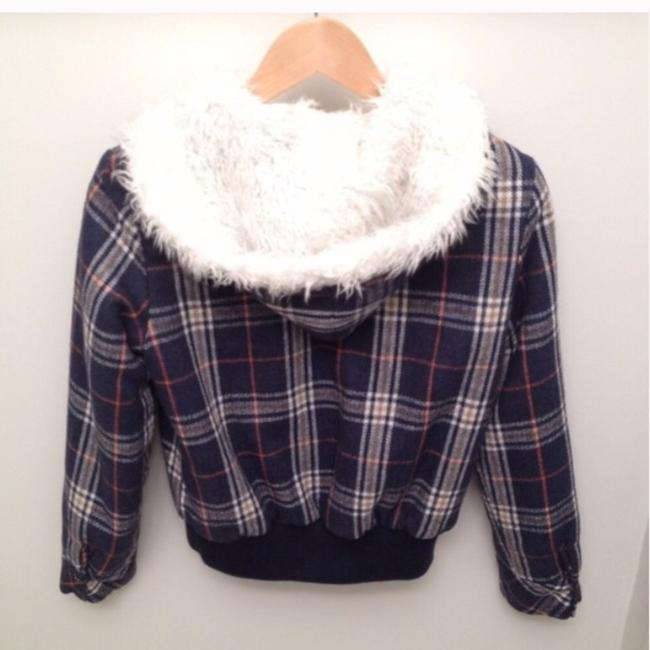 Juicy Couture plaid Jacket Image 1