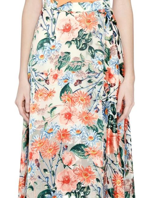 Alice + Olivia Skirt Flower Print Image 2