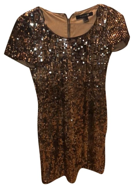 Preload https://img-static.tradesy.com/item/24919458/forever-21-gold-sequin-bodycon-short-night-out-dress-size-4-s-0-1-650-650.jpg