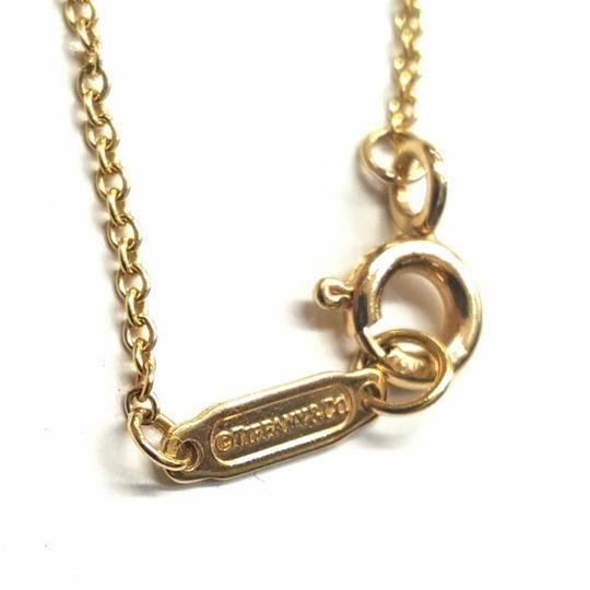 Tiffany & Co. VERY RARE, VERY BEAUTIFUL!! Tiffany & Co. 18k Yellow Gold Necklace with Bow Pendant Image 5