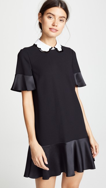 RED Valentino short dress Black Tibi Rachel Comey Alice Olivia Lela Rose on Tradesy Image 4