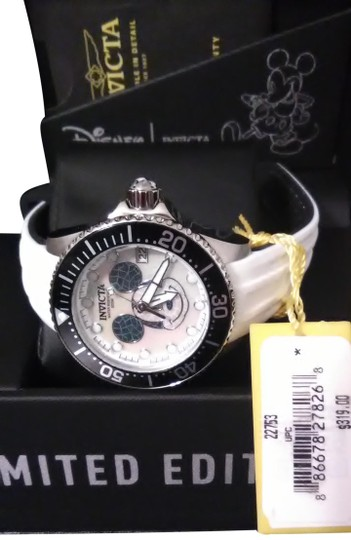 Invicta Disney Limited Edition 22753 Stainless Automatic Image 1