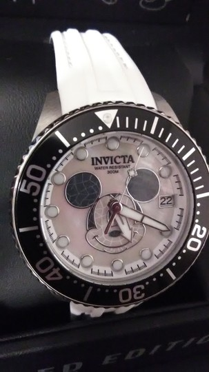 Invicta Disney Limited Edition 22753 Stainless Automatic Image 4