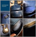 Marc Jacobs Leather Small Satchel in Blue Image 7