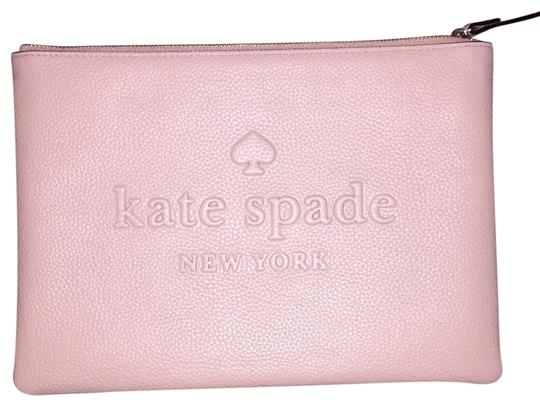 Preload https://img-static.tradesy.com/item/24919673/kate-spade-gia-soft-leather-pink-clutch-0-1-540-540.jpg
