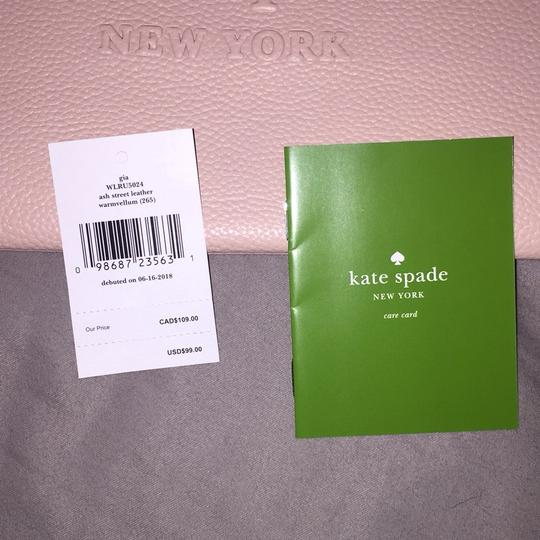 Kate Spade PINK Clutch Image 7