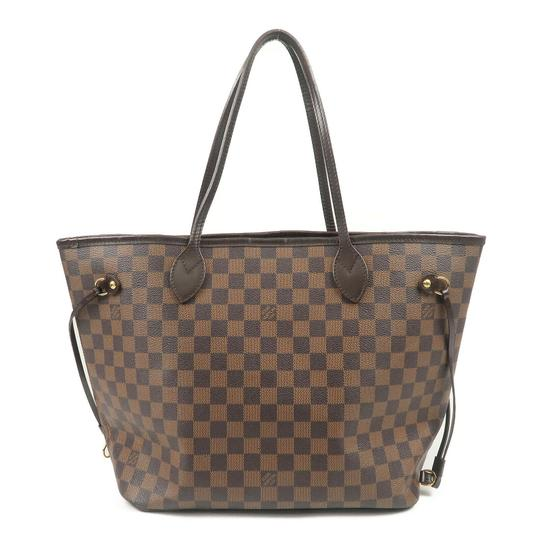 Preload https://img-static.tradesy.com/item/24919697/louis-vuitton-neverfull-damier-ebene-with-red-lining-brown-canvas-tote-0-4-540-540.jpg