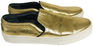 Céline Metallic Slip-on Musthave Clasic Gold Athletic