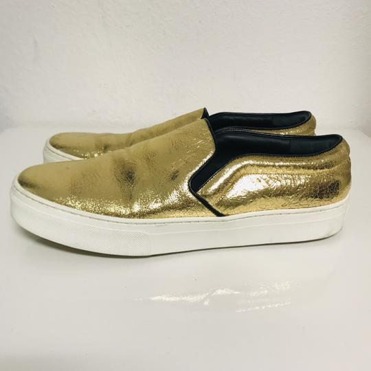Céline Metallic Slip-on Musthave Clasic Gold Athletic Image 1