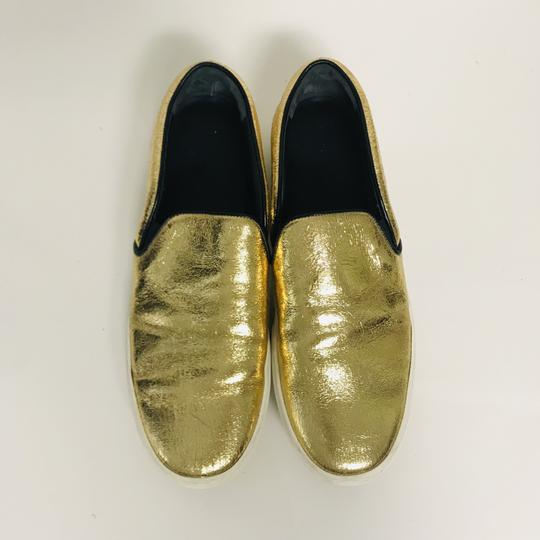 Céline Metallic Slip-on Musthave Clasic Gold Athletic Image 2