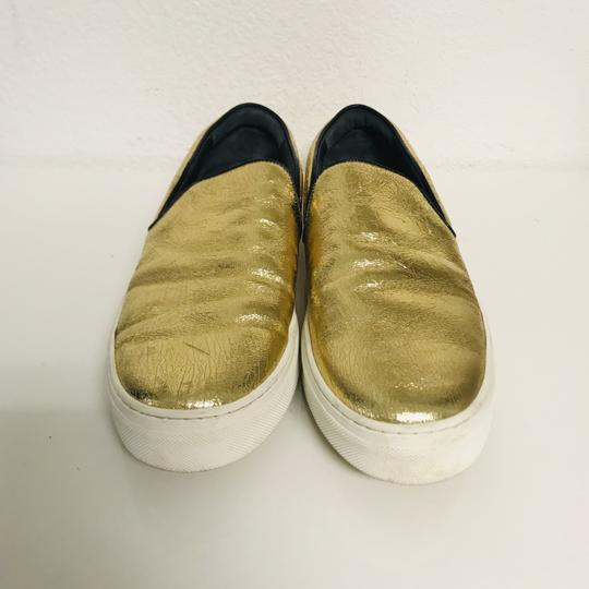 Céline Metallic Slip-on Musthave Clasic Gold Athletic Image 3
