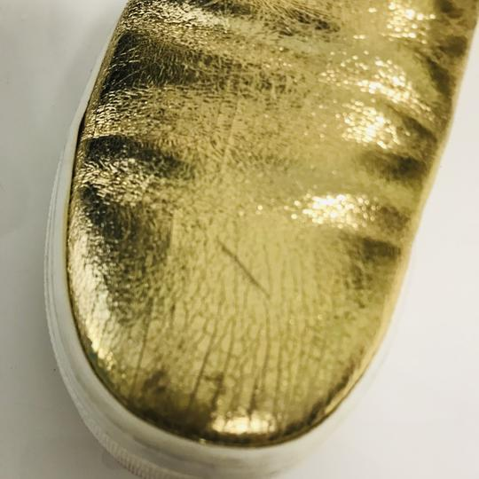 Céline Metallic Slip-on Musthave Clasic Gold Athletic Image 7