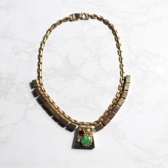 Vintage Kafin New York Statement Necklace Image 2
