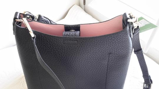 Kate Spade Leather Tote in Black Image 2