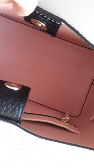 Kate Spade Leather Tote in Black Image 3