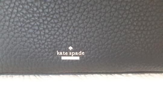 Kate Spade Leather Tote in Black Image 6