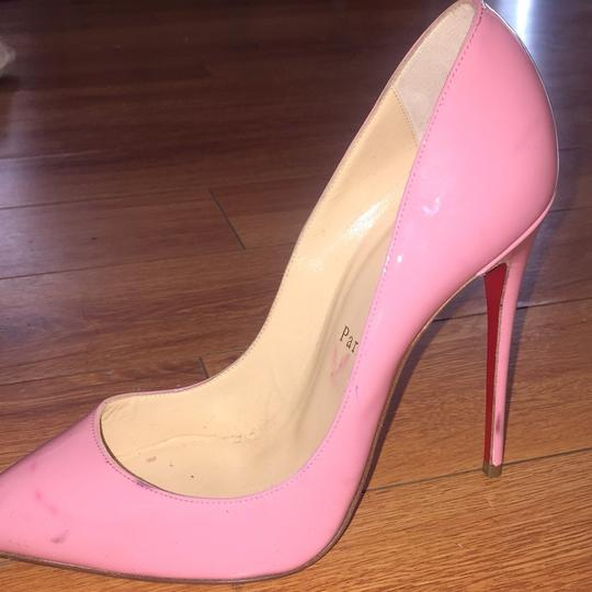 Christian Louboutin So Kate pink Pumps Image 2