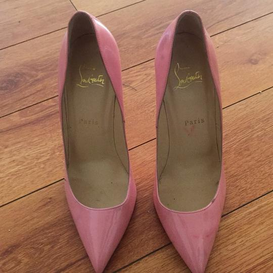 Christian Louboutin So Kate pink Pumps Image 3