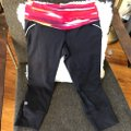 Athleta Relay Capri Workout Pants Image 2