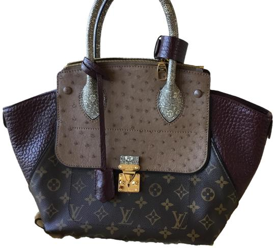 Preload https://img-static.tradesy.com/item/24920109/louis-vuitton-limited-edition-bordeaux-exotique-monogram-multicolor-leather-and-canvas-tote-0-1-540-540.jpg