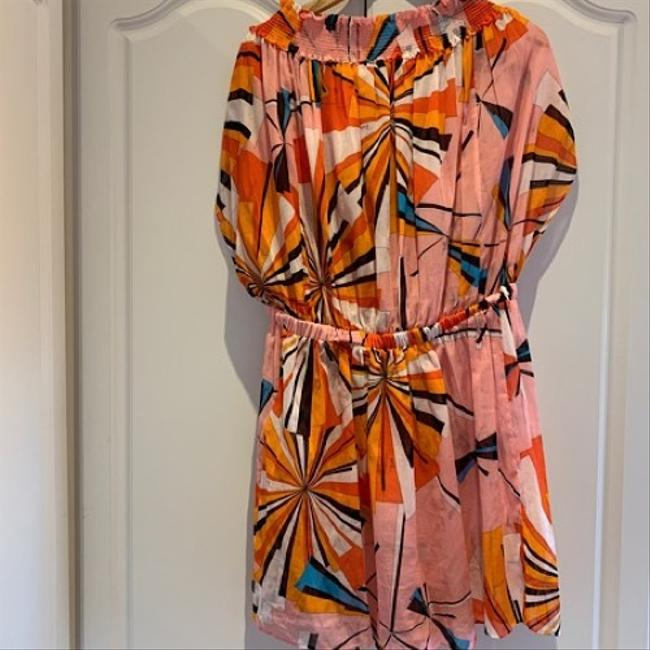 Emilio Pucci off the shoulder cover up dress Image 3