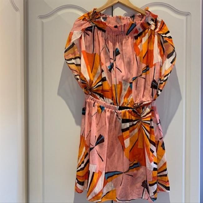 Emilio Pucci off the shoulder cover up dress Image 4